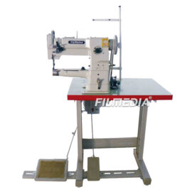 one/two needle short arm sewing machine