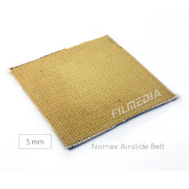 Aramid air slide fabric