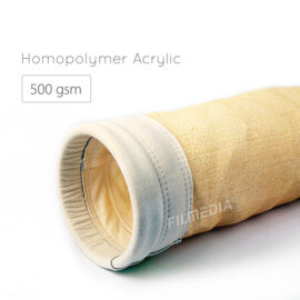 Filter-bag-Homopolymer-Acrylic