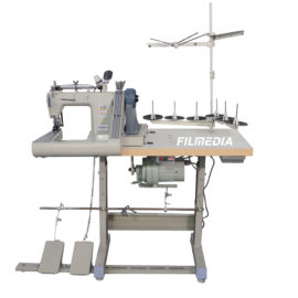 Feed-off-the-arm Three Needle Sewing Machine三针机
