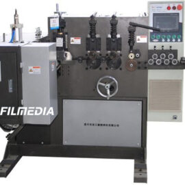 Automatic Ring Forming and Welding Machine
